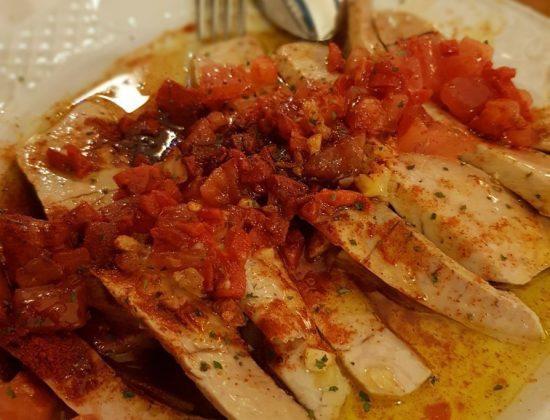El Arandia de Julen – Authentic Basque eatery in the heart of Bilbao