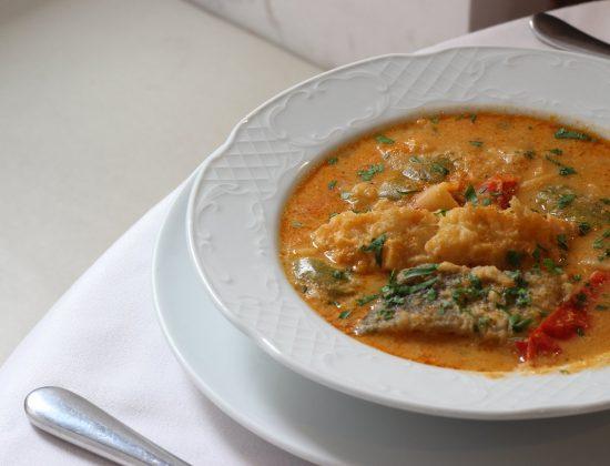 El Mandela – african restaurant in Madrid