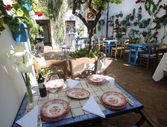 El Patio de María restaurant in Córdoba