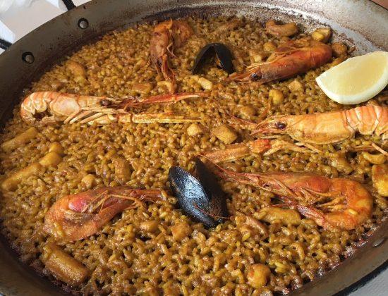 El Sequer de Tonica- top paella near La Albufera in Valencia