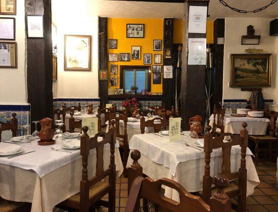 El Tormo – Traditional spanish restaurant in Madrid