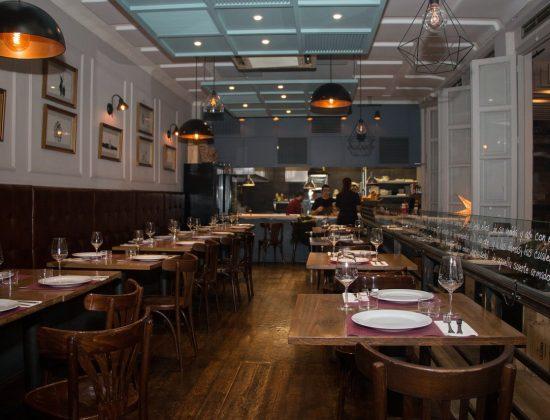 El Vergel Meson-Braserie – Wonderful traditional Spanish tavern in Málaga