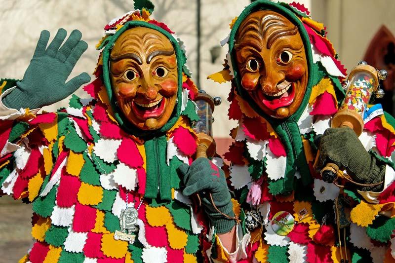 Carnival of Cadiz in February