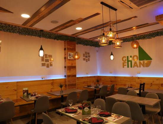 Gho Hfan- fusion food and excellent value near el Rastro