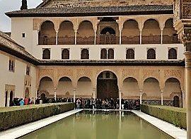 Granada, Souther Spain