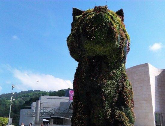 Guggenheim musem- Bilbao