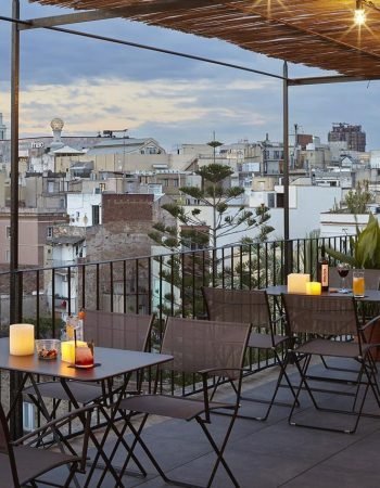 Hotel Casa Camper – Charming 4-star hotel in the center of Barcelona