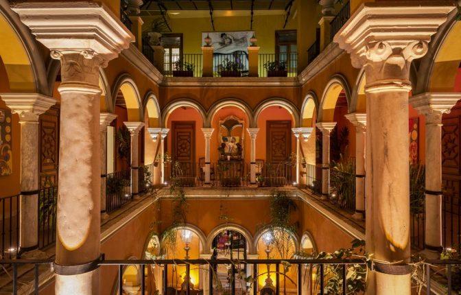 Hotel Casa Del Poeta 4 star