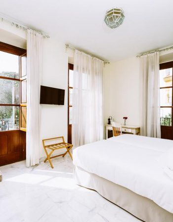Hotel Doña Manuela – Charming and affordable 3 star hotel in the Santa Cruz neighborhood of Seville
