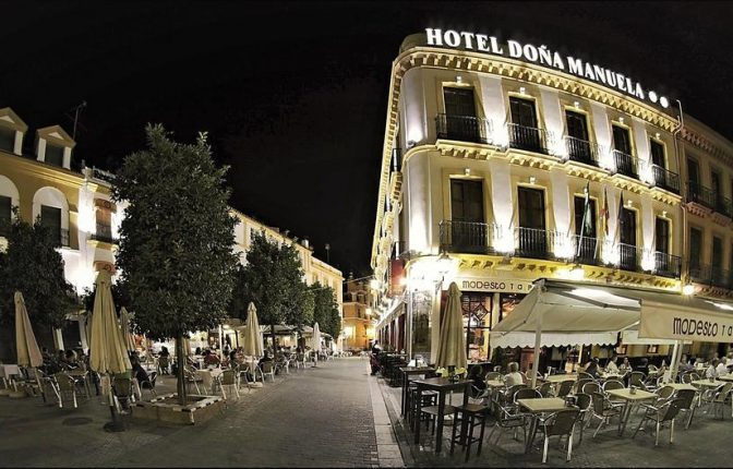Hotel Doña Manuela 2 star
