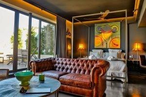 Hotel Lobby Room Sevilla 4 star