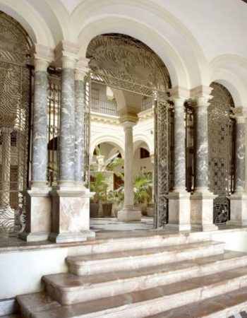 Hotel Palacio De Villapanés – Spectacular 5 star palace in Seville