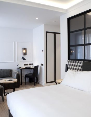 Hotel The Serras – Luxurious 5 star hotel housed within a historical building in the heart of Barcelona