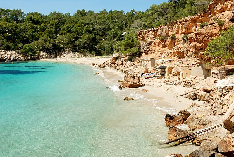 The best beaches in Ibiza