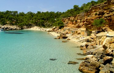 CALA SALADETA-A little bit of paradise in earth