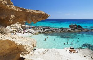 CALÒ DES MORT-Small is beautiful. One of Formentera´s best beach in just 70 meters.