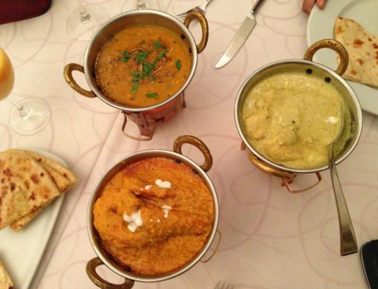 Indian Aroma- quality indian restaurant near Sol and Thyseen museum