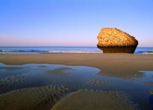 PLAYA DE MATALASCAÑAS-5 kilometers where you can find different atmospheres.