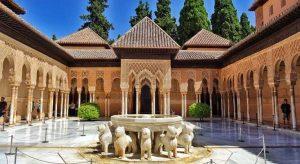 Wonderful hotels near the Alhambra of Granada