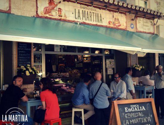 La Martina Gastrotienda – Charming Spanish style deli in Málaga's city center