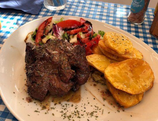 La tranquera restaurant in Córdoba