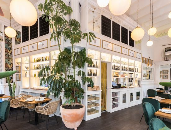 Los Corales restaurant in Seville – Excellent Modern Andalusian Cuisine