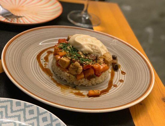Maco Healthy Bar in Ruzafa, vegetarian restaurant in Valencia