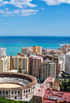 Malaga, Southern Spain