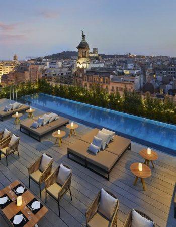 Mandarin Oriental Barcelona – 5 stars – Barcelona
