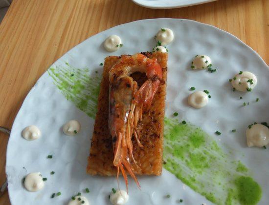 Mareaviva restaurant in Seville