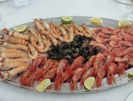 Marisquería Santa Cruz Top quality seafood in Valencia