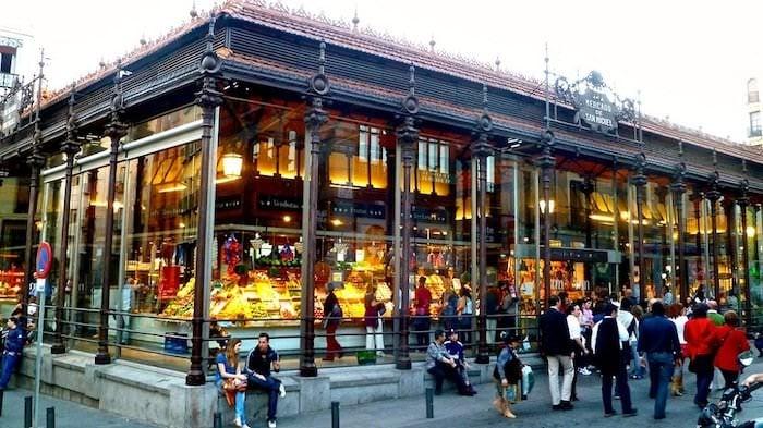 Mercado De San Miguel A Foodies Paradise In Madrid Makespain
