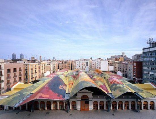 Mercat de Santa Caterina- Barcelona