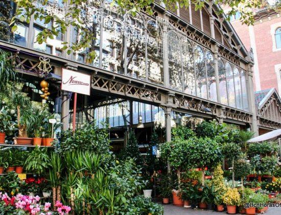 Mercat de la Concepció – Great food market in Barcelona