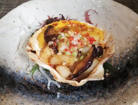 Miyama Flor Baja- Japanese restaurant in Gran Via, Madrid