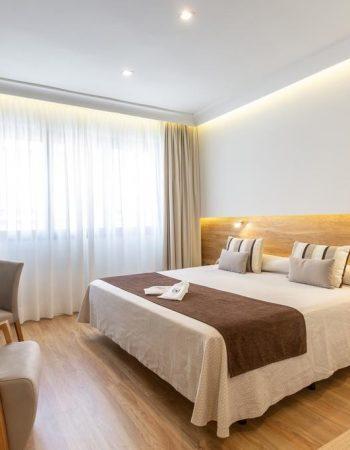 Monte Carmelo hotel in Seville