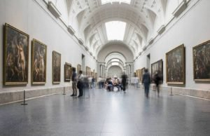 Top hotels in Madrid near El Prado Museum