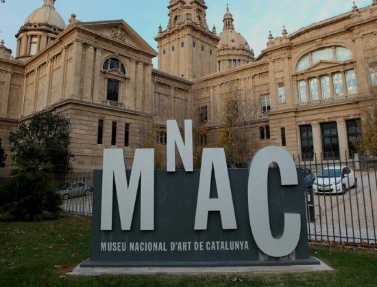 Museu Nacional d'Art de Catalunya- Barcelona