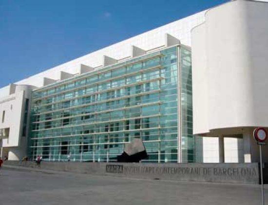 MACBA (Museo de Arte Contemporáneo Barcelona) – Excellent modern art museum in the heart of Barcelona