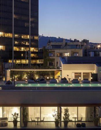 Ohla Eixample – 5 stars – Barcelona