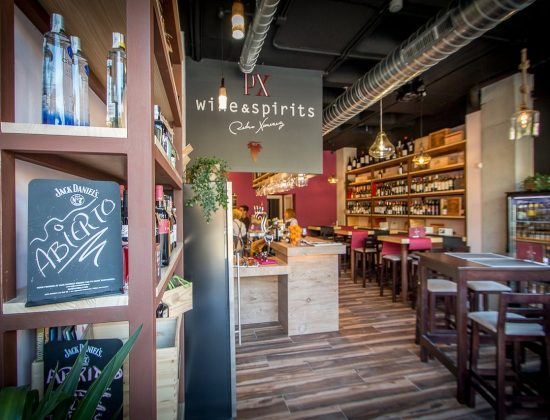 PX wines – Excellent little restaurant that specializes in wine, 20 minutes outside of Málaga