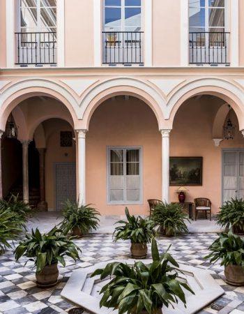 Palacio Mármoles – Seville