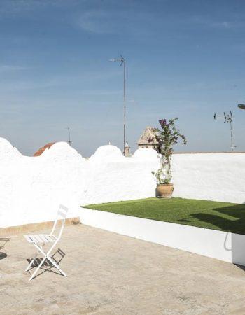 Palacio Mármoles hotel in Seville