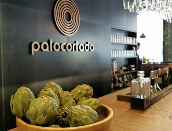 Palocortado – Updated and delicious versions of Andalusian classics in the center of Málaga