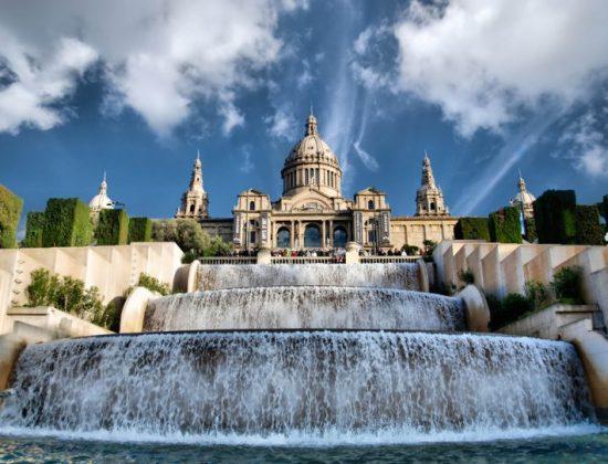 Parc de Montjuïc- Barcelona