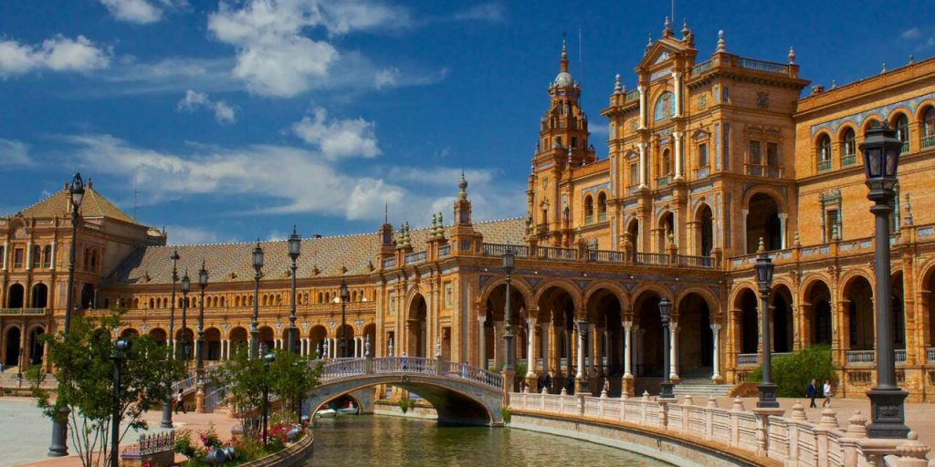 Southern Spain - Plaza de España