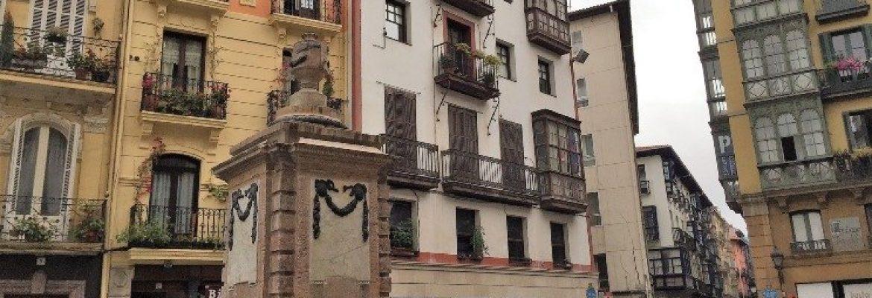 Plaza de Santiago- Bilbao