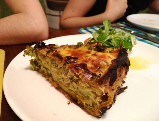Reineta – Vegetarian restaurant in Huertas, Madrid