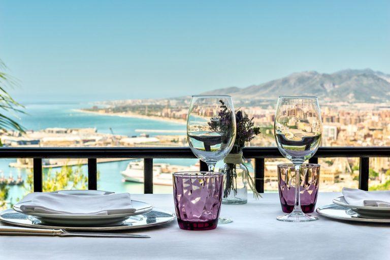 Restaurante Parador de Málaga Gibralfaro