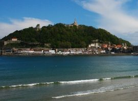 San Sebastian, Northern Spain